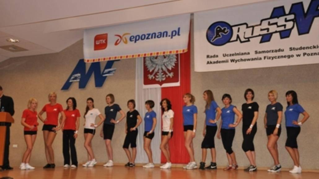 MISS AWF Poznań - znamy najpiękniejszą!