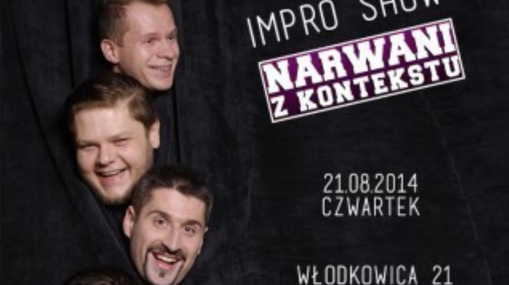 Najśmieszniejsze Impro Show we Wrocławiu!