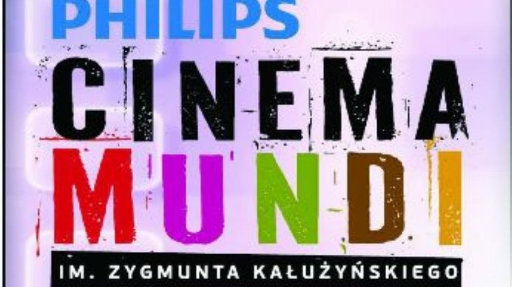 Philips Cinema Mundi - nowy festiwal filmowy!