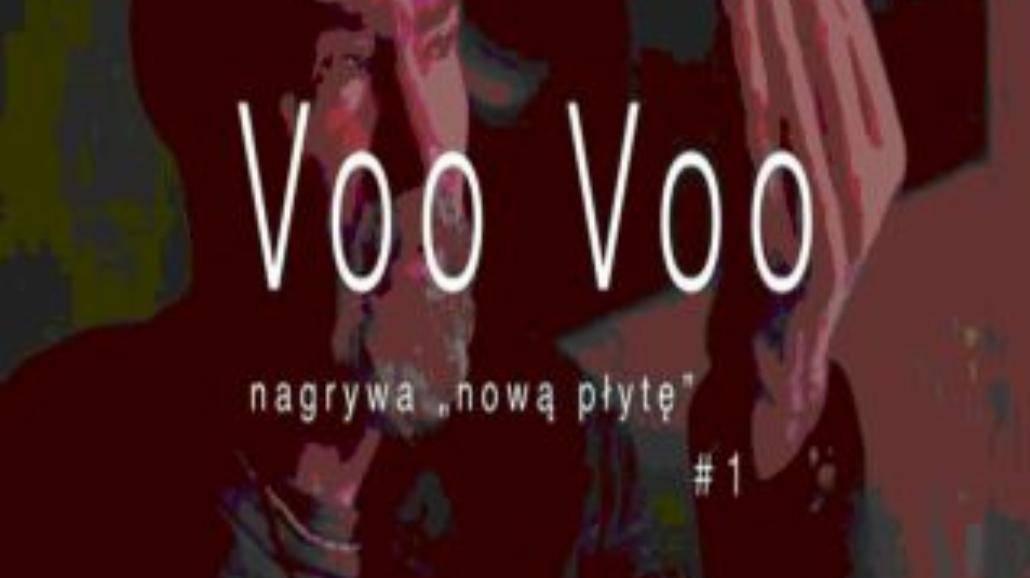 """Voo Voo nagrywa """"Nową Płytę"""""""