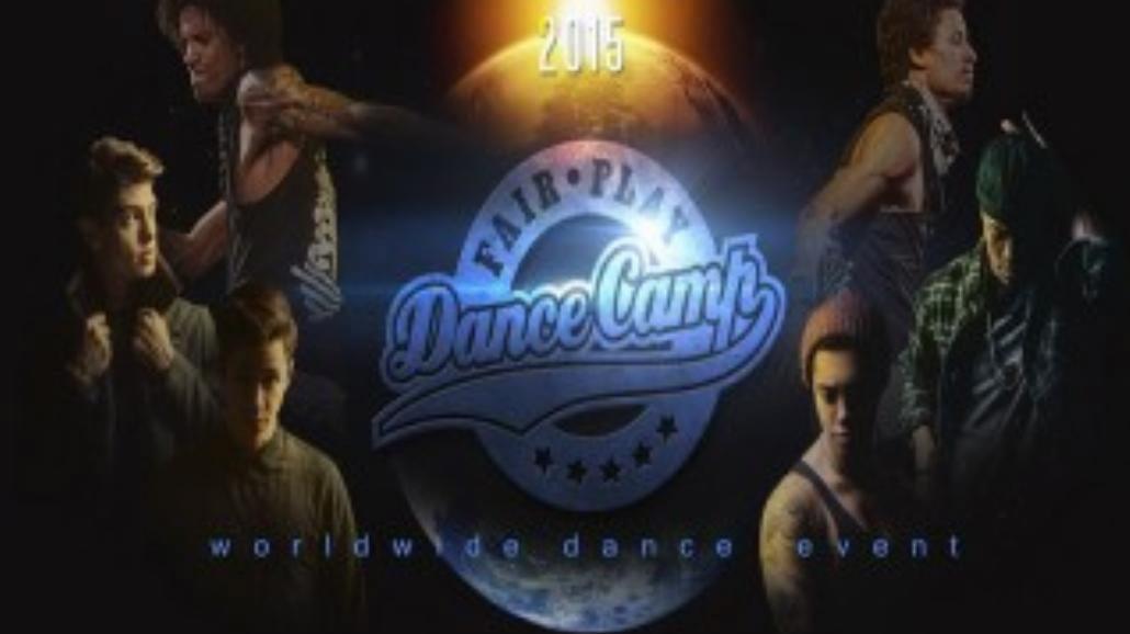 Warsztaty taneczne z tancerzami Beyonce, Ushera i Justina Timberlake