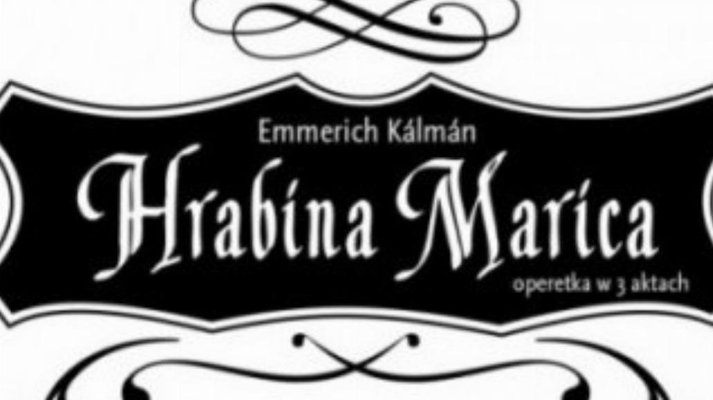 "Premiera spektaklu ""HRABINA MARICA """