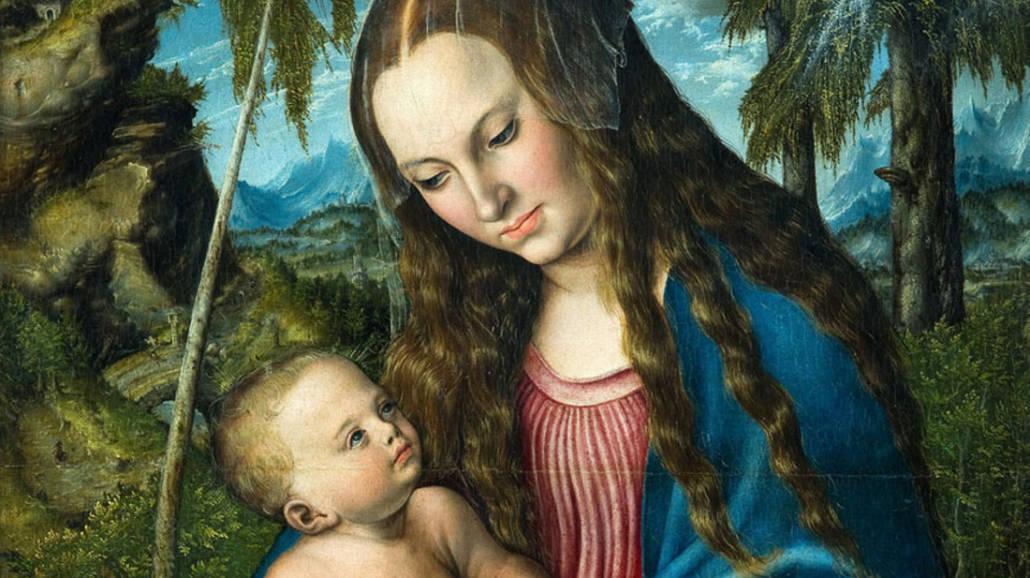 Madonna pod jodłami