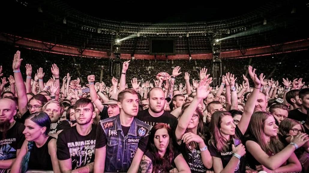 Te gwiazdy bawiły się na koncercie Rammsteina! Zobacz wywiad i zdjęcia [WIDEO]