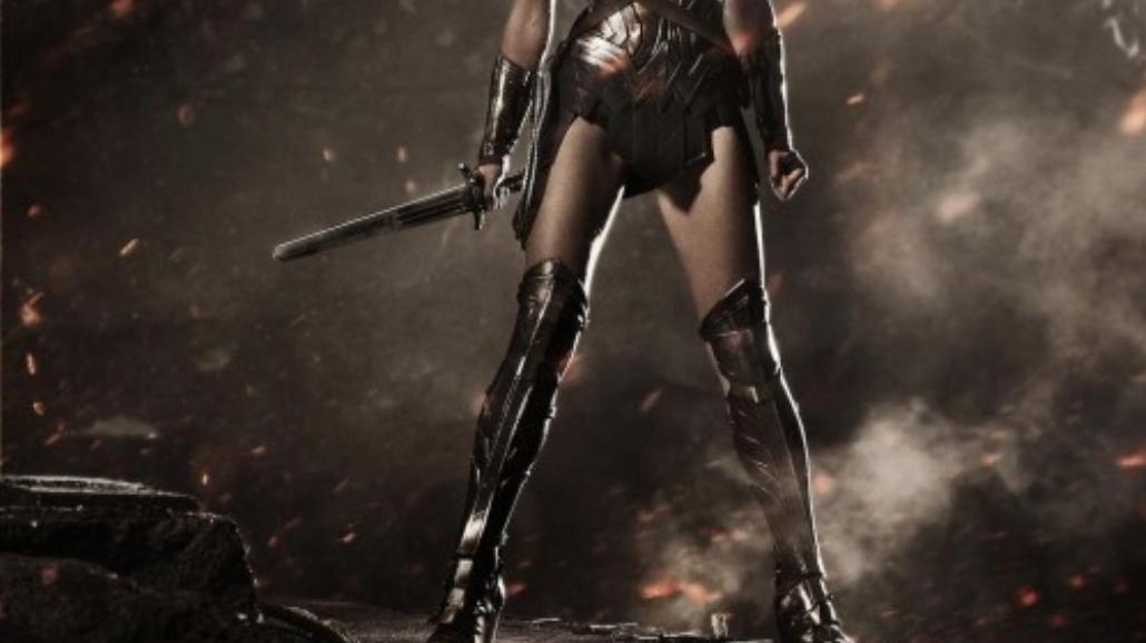 Batman v Superman: Tak wygląda Wonder Woman