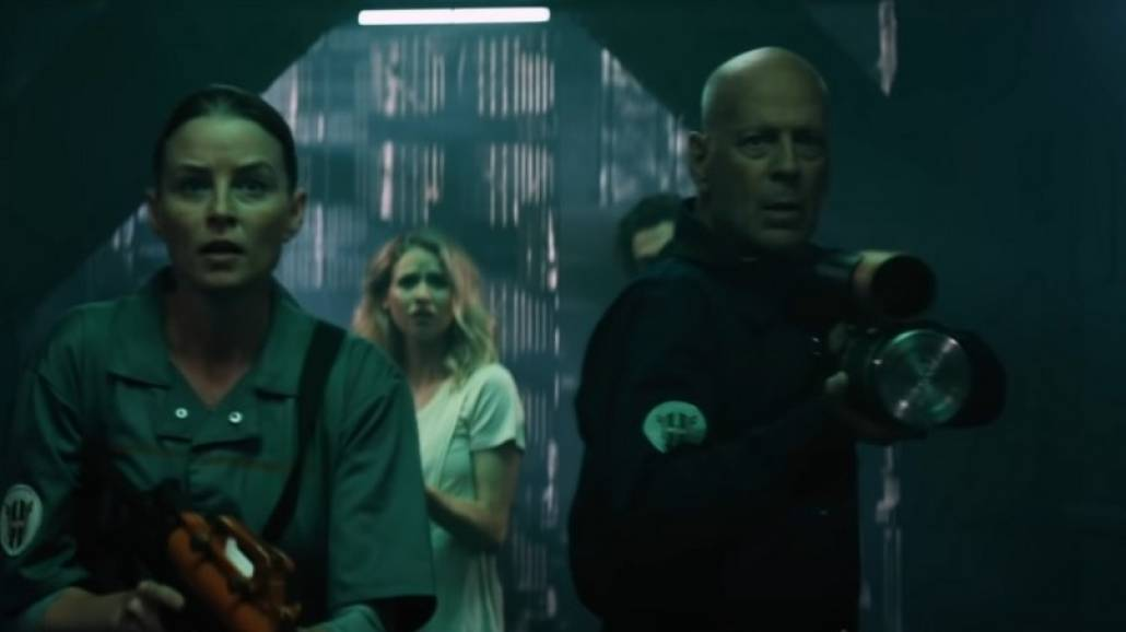 Breach - film 2020