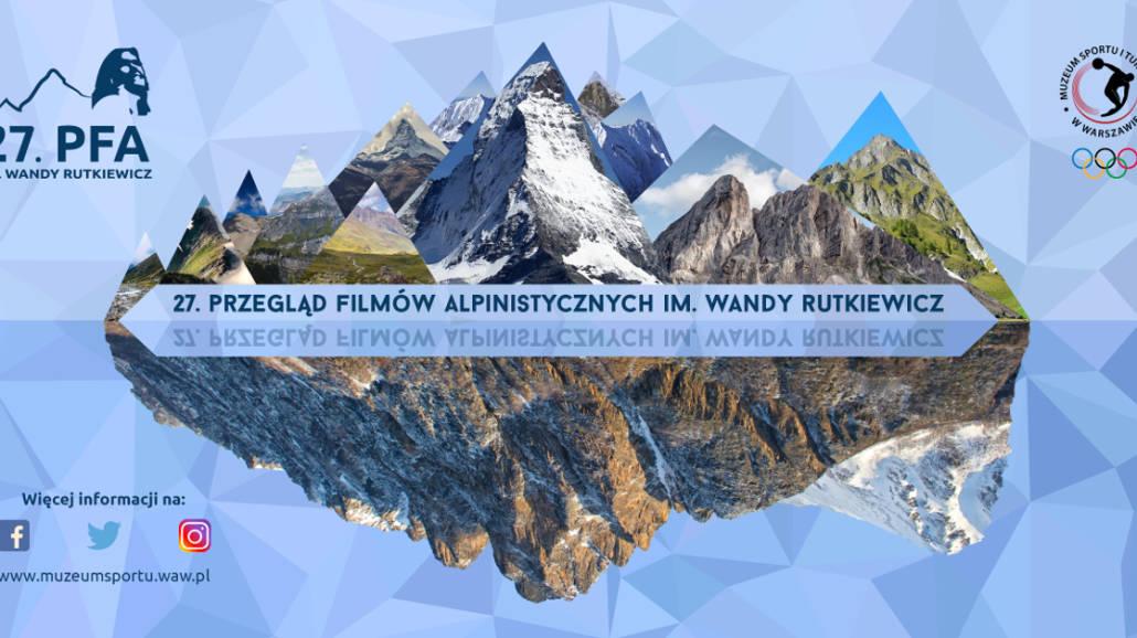 Przegląd FilmÃłw Alpinistycznych im. Wandy Rutkiewicz