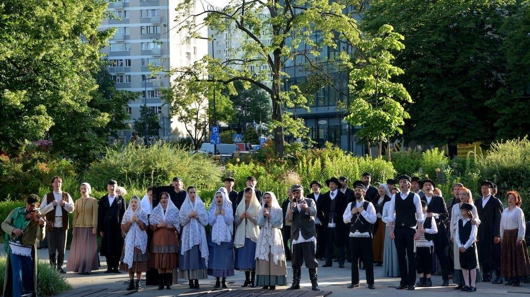 Teatr Żydowski w Warszawie zmienia lokalizację