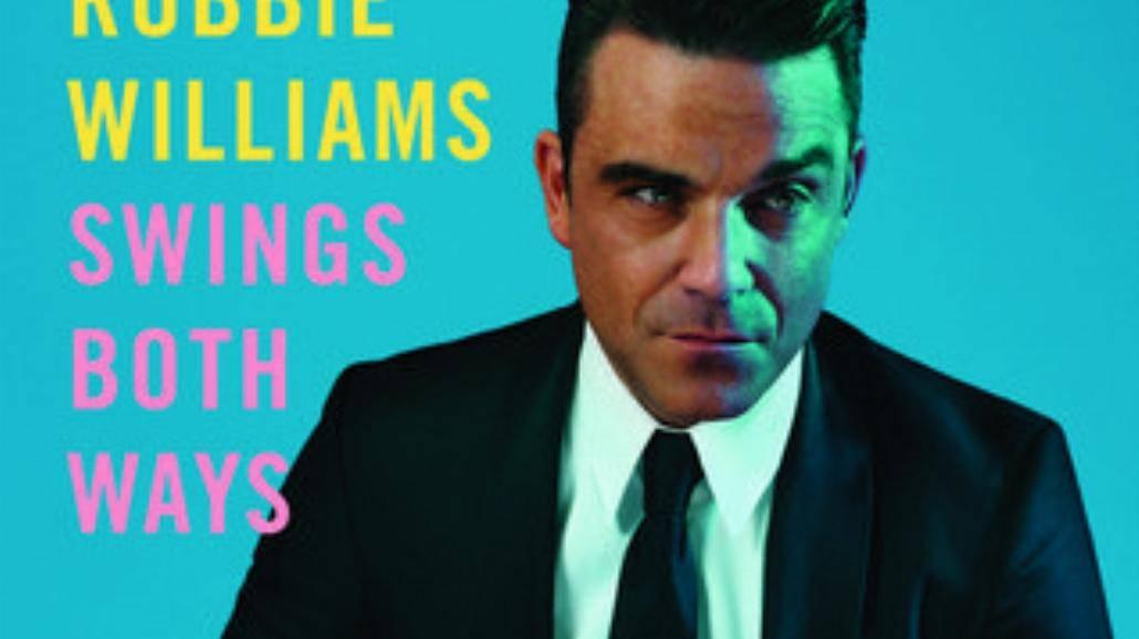 Posłuchaj numeru Robbiego Williamsa z nowej płyty