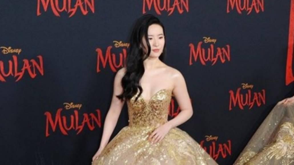 Mulan - premiera w LA
