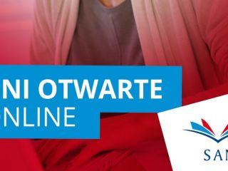 Dzień otwarty online w Społecznej Akademii Nauk w Łodzi [czerwiec 2020] - SAN, Studia w Łodzi, Dzień otwarty, Kierunki, Program, Harmonogram, promocja na czesne