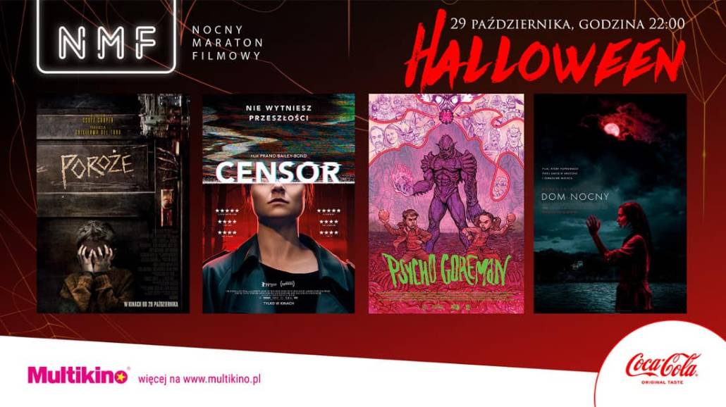 Maraton Halloween w Multikinie z 4 horrorami już 29 października 2021