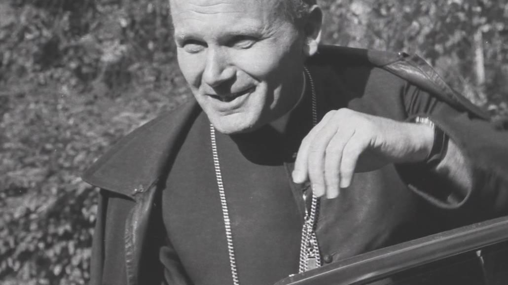 Karol Kardynał Wojtyła. Fotografie Adama Bujaka