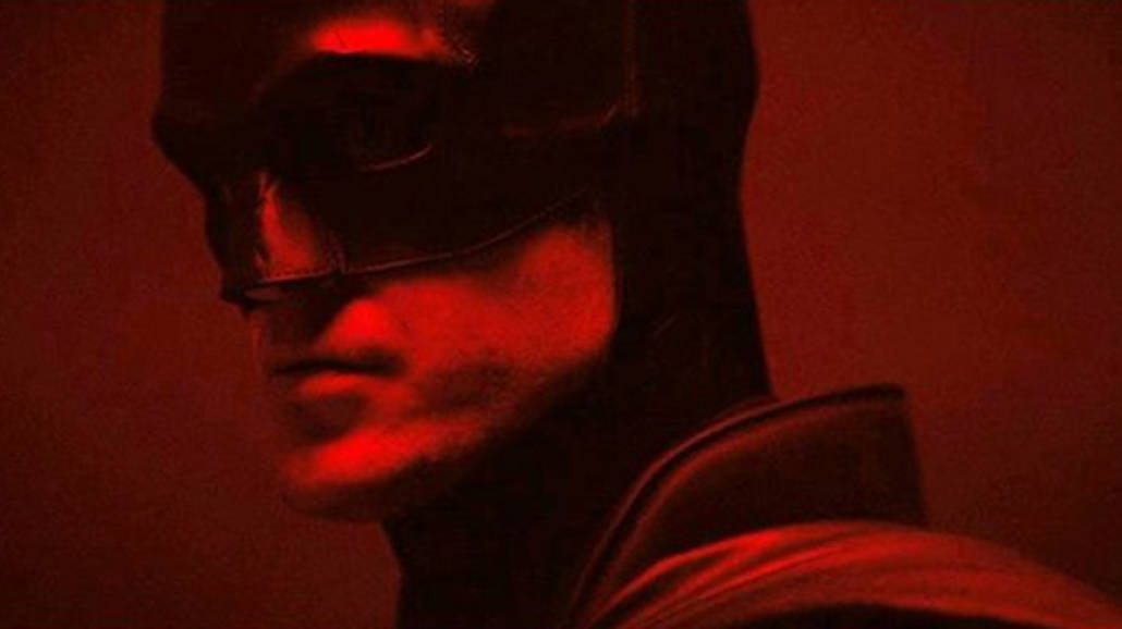 Robert Pattinson jako Batman