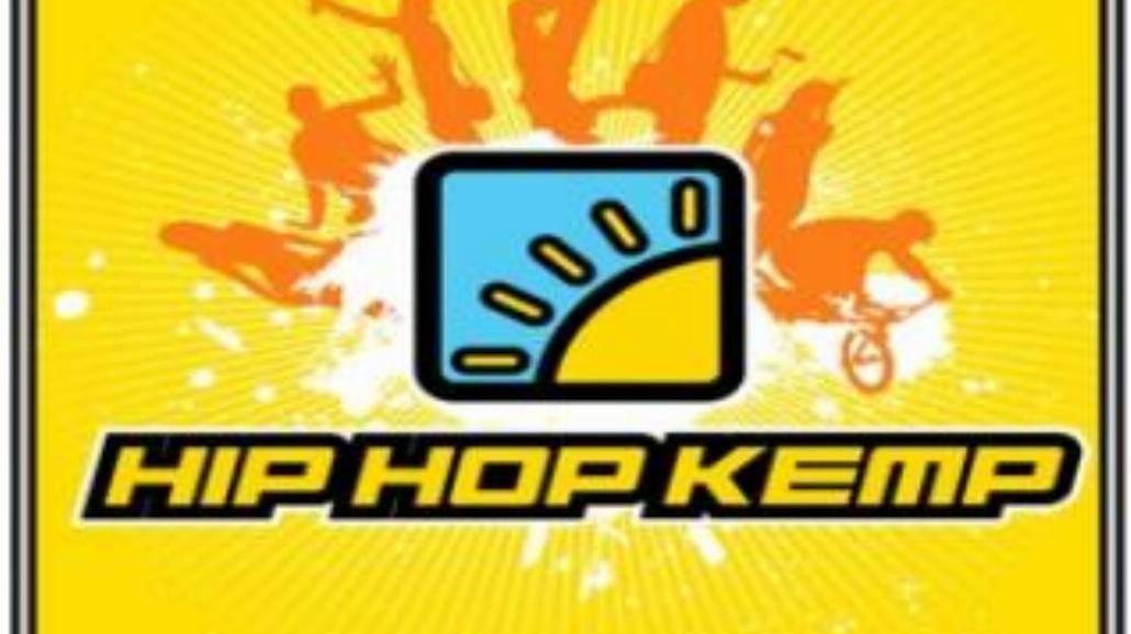 Polacy na Hip Hop Kemp 2008