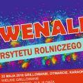 Juwenalia Uniwersytetu Rolniczego startują już 22 maja! - program, plan wydarzenia, harmonogram, koncerty