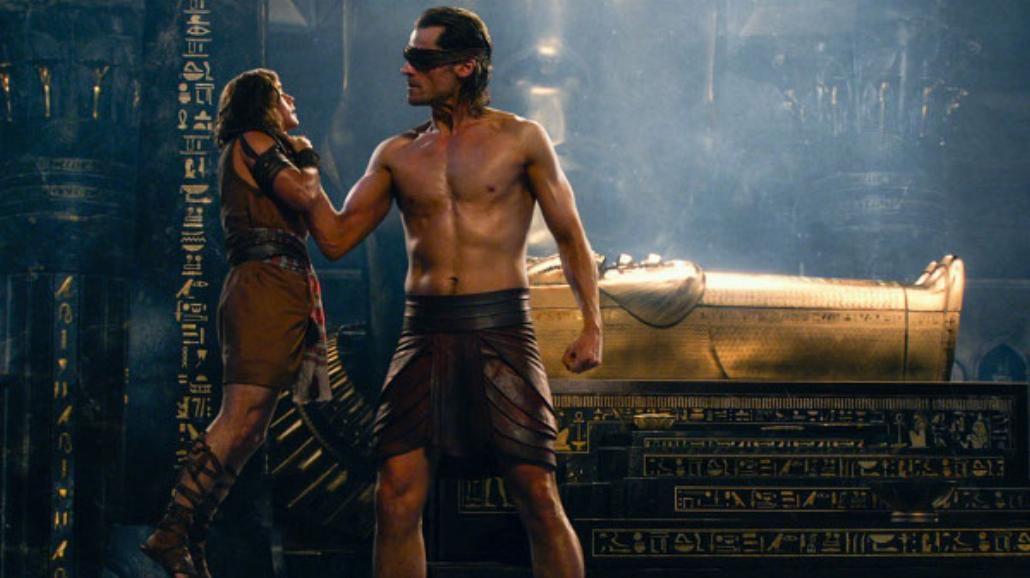 """""""Bogowie Egiptu"""" w całej okazałości w IMAX 3D"""
