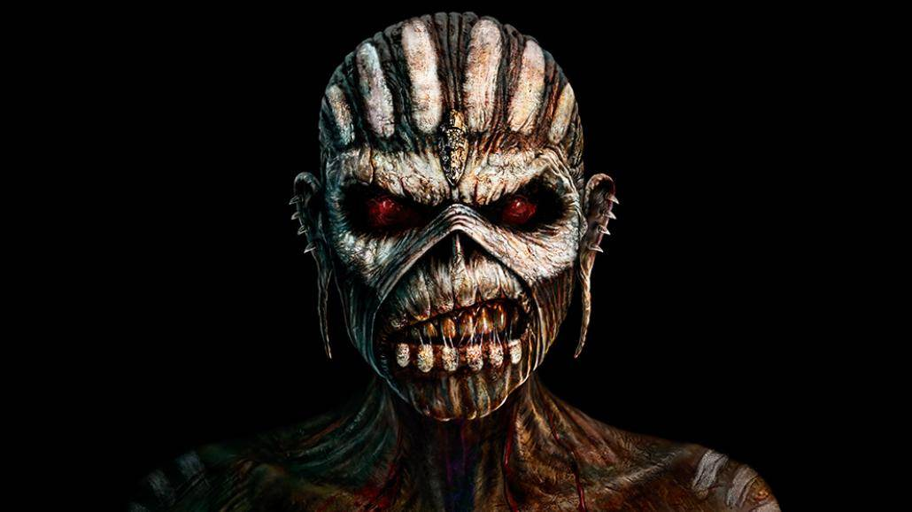 Nowy krążek Iron Maiden już w sprzedaży! [WIDEO, TRACKLISTA]