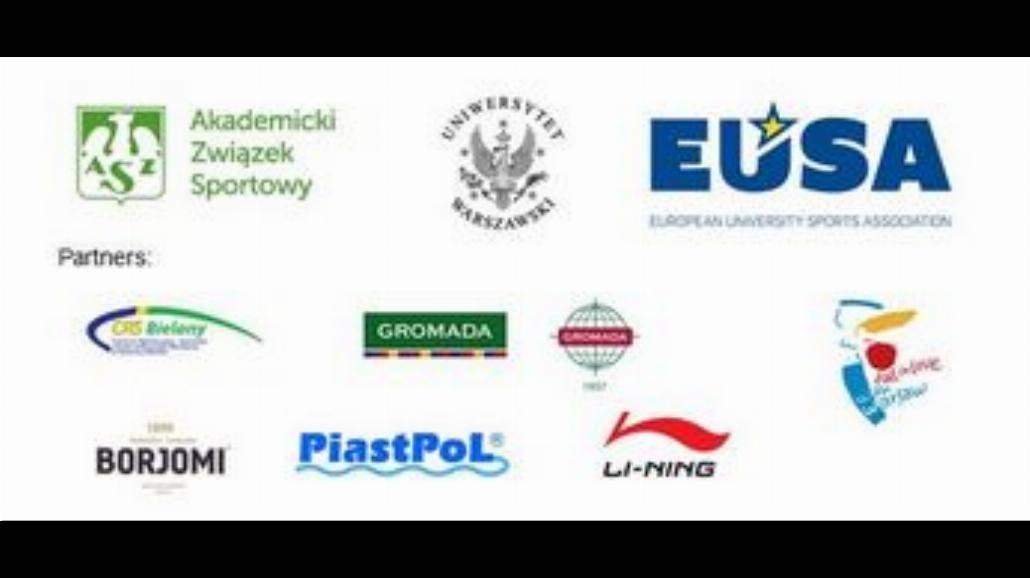 Akademickie Mistrzostwa Europy w Badmintonie i Brydżu na Uniwersytecie Warszawskim
