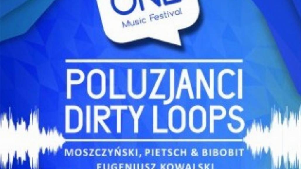 Dirty Loops i Poluzjanci na ONE Music Festival