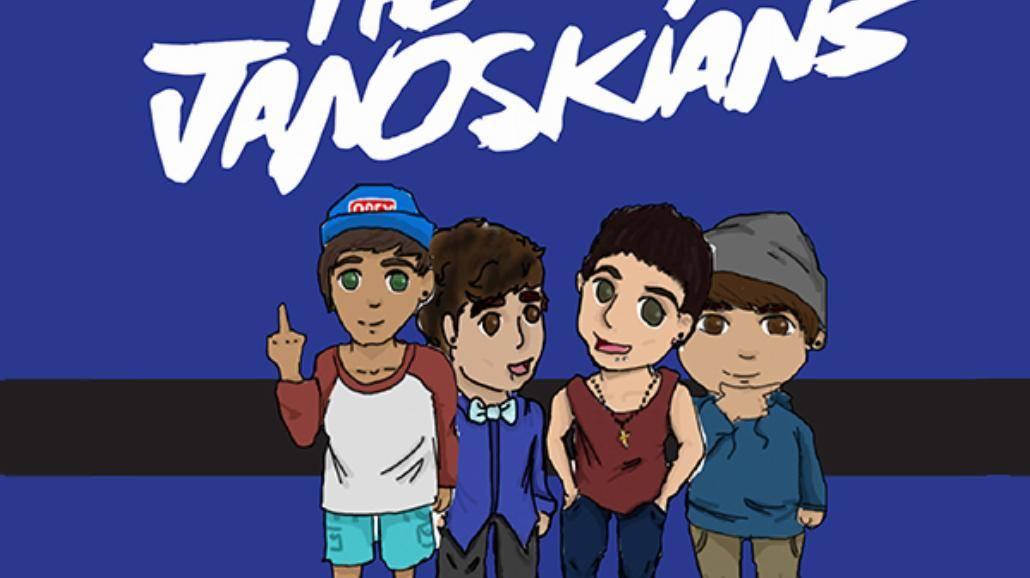 The Janoskians - bilety już w sprzedaży!