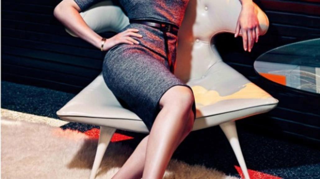 Scarlett Johansson w seksownej sesji (FOTO)
